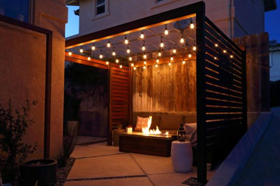 Modern Patio Design Ideas By Landwell Design + Build Co.