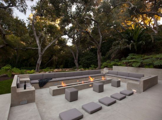 Modern Patio Design Ideas By Movi Italia Srl