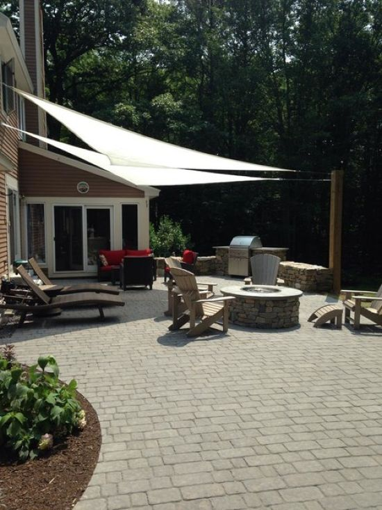 Modern Patio Design Ideas By Northeast Landscape Design