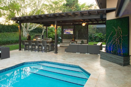 Traditional Patio Design Ideas By Luxapatio