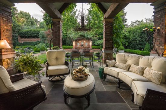 Traditional Patio Design Ideas By The Collins GroupTraditional Patio Design Ideas By The Collins Group