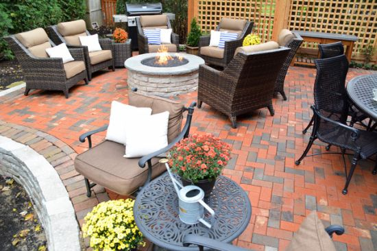 Craftsman Patio Design Ideas By EverGreen Landscape Associates