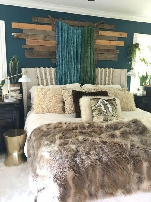 Home Decor Trend Ideas For Fall 2019 With Faux Fur Throws And Blankets