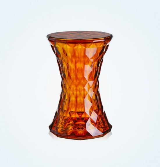 Translucent Polycarbonate Stool