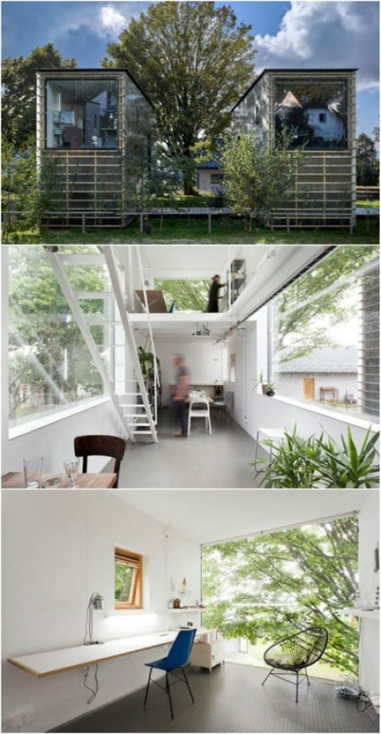 Minimalist House Design With Clever Outdoor Space