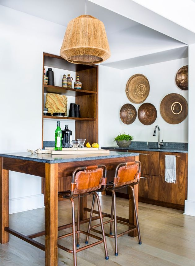 Eclectic Home Bar Ideas By Yvonne McFadden LLC