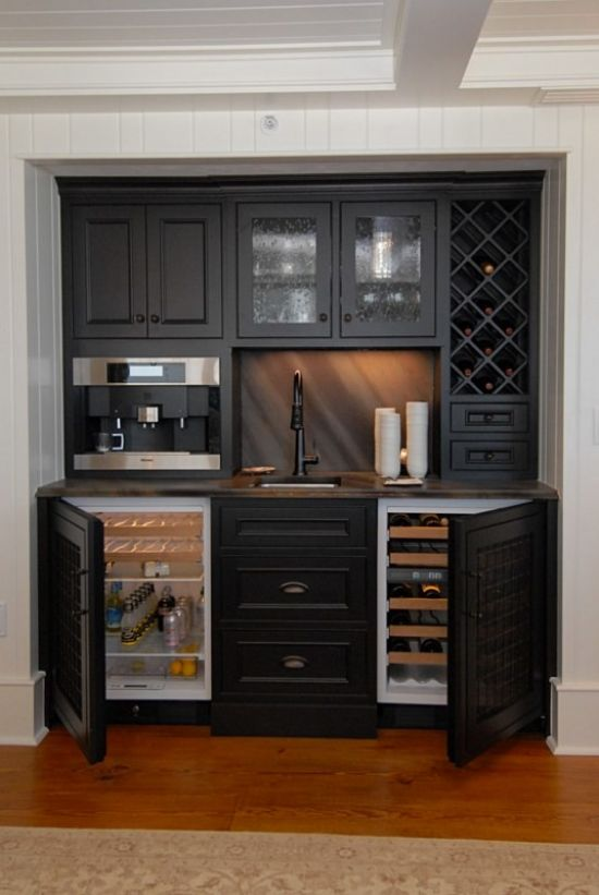Home Bar Ideas By Del Mar Construction