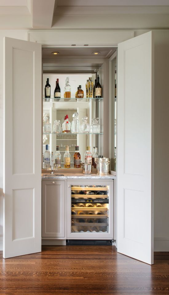 Home Bar Ideas By Sutro Architects