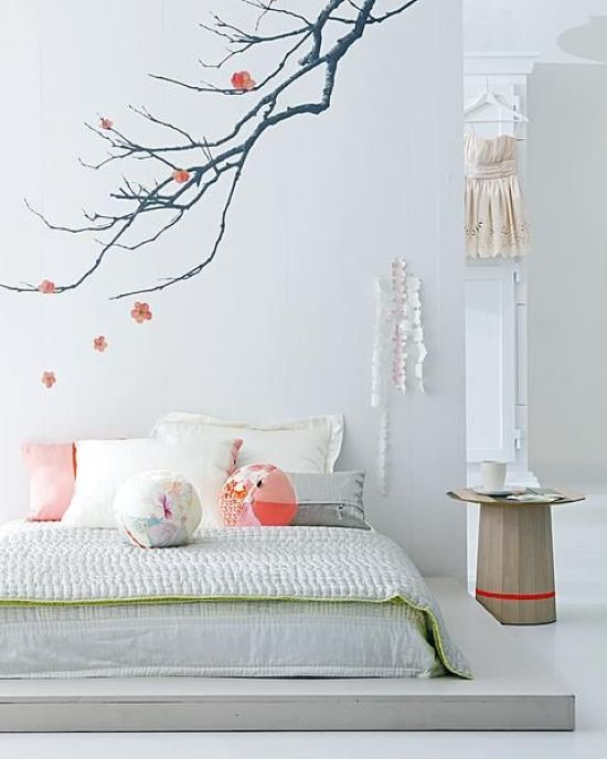 Home Décor With Wall Decals On The Wall
