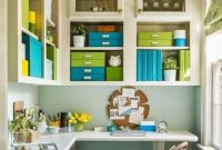Smart Home Office Organizing Ideas