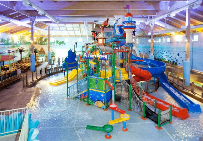 Indoor Hotel Swimming Pool for Kids