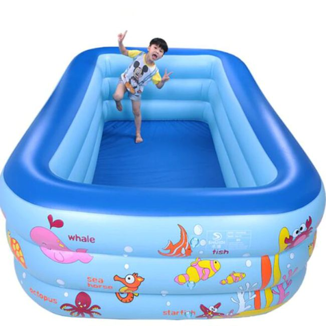 Indoor Inflatable Swimming Pool for Kids