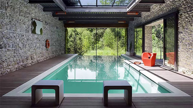 Indoor Swimming Pool Ideas for Home