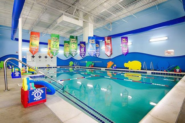 Indoor Swimming Pool for Kids