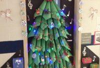 office funny Christmas door decorating contest ideas by Charles
