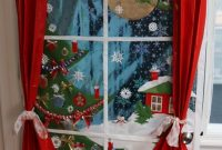 office funny Christmas door decorating contest ideas by David