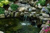 How To Small Backyard Ponds And Waterfalls With Low Budget